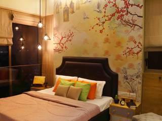 Bedroom by Neha Changwani, Eclectic