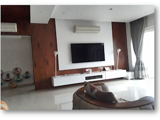 Homagica Services Private Limited Living roomTV stands & cabinets