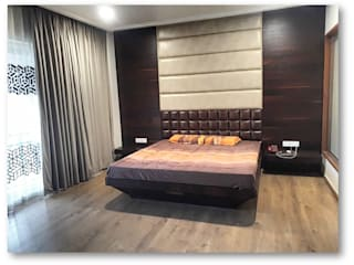 Homagica Services Private Limited BedroomBeds & headboards