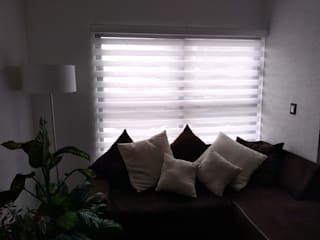 TECNO BLINDS CUICUILCO Living roomAccessories & decoration Tekstil White