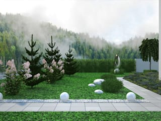 de Белый сад Minimalista