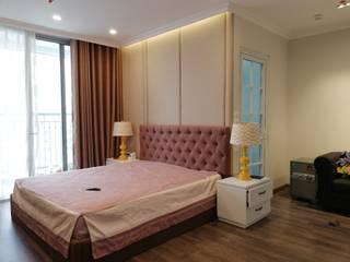 Thi công nội thất chung cư giá rẻ Hà Nội: hiện đại  by NỘI THẤT XLINE, Hiện đại