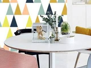 Ruang Keluarga Modern Oleh www.papelpintado.shop Modern