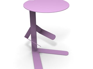 Caoscreo Living roomSide tables & trays Metal