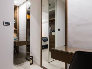 台北老屋翻新變身現代質感宅 根據 你你空間設計 現代風