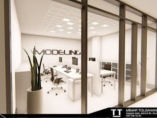 Ofis Projemiz TT MİMARLIK Modern