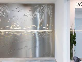 Minimalst style study/office by Mariline Pereira - Interior Design Lda. Minimalist