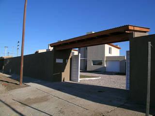 Housing SZ Rojas Guri Arquitectos Casas multifamiliares Ladrillos Beige