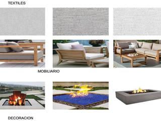 Jardín Envolvente de AAVE Diseño y Construcción