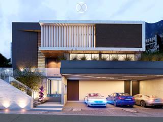 Casa RQ Casas minimalistas de Nova Arquitectura Minimalista