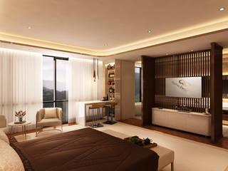 Suite Penthouse Geneva Alpha Details Quartos clássicos