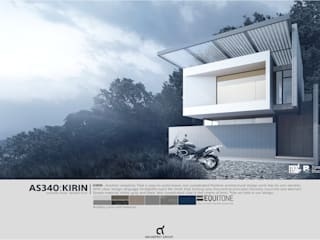 AS340 : KIRIN : Standard house :   โดย ARCHSPIRIT GROUP,