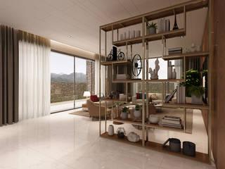 Modern living room by Alpha Details Modern