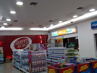CARVIC INSTALACIONES ELECTRICAS Office spaces & stores