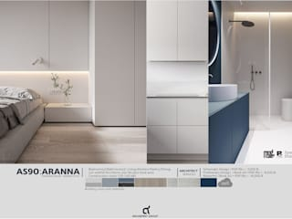 AS90 : ARANNA : Standard house :   โดย ARCHSPIRIT GROUP,