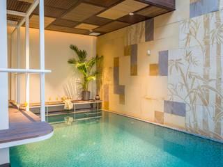 Indoor-Outdoor Villa by Art Space Design studio Modern