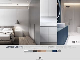 AS92 : BURINT : Standard house:   โดย ARCHSPIRIT GROUP,