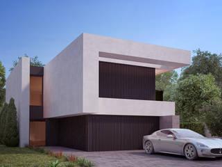 White Clouds House:   por SAME - Studio Architects,