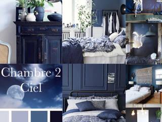 Kleuradvies Bed & Breakfast in de Franse Ardennen Rustieke hotels van Vonk interieur & design Rustiek & Brocante
