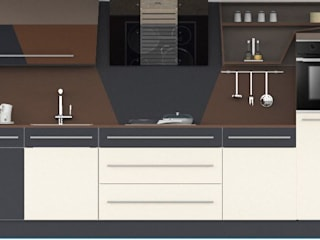 Kitchen units by higloss-design.de - Ihr Küchenhersteller, Modern