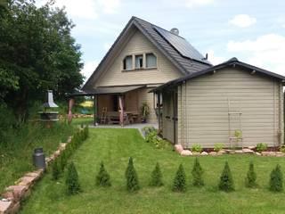 by THULE Blockhaus GmbH - Ihr Fertigbausatz für ein Holzhaus
