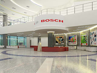 Bosch - Bangalore by Design in myway pvt ltd