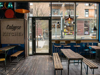 Calypso Kitchen Hart Design and Construction Industriële bars & clubs
