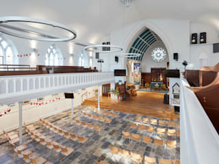 Christ Church โดย Hart Design and Construction โมเดิร์น