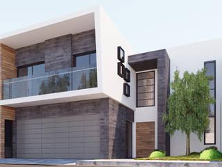 Modern houses by CG-Arquitecto Modern