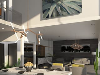 Modern living room by CG-Arquitecto Modern