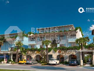 Departamentos en venta SANTOMAR, Tulum, Quintana Roo de Agencia Inmobiliaria Bienes Raíces Quintana Roo Real Estate