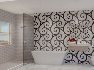 Bathroom by Deborah Garth Interior Design International (Pty)Ltd, Modern