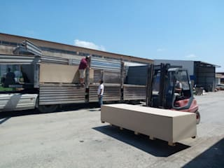 Evidize - Şenel Güzel – Mutfak Dolabım ve Tadilat Malzemem Türkiye'den- Kitchen Cabinets and construction materials from Turkey: modern tarz , Modern