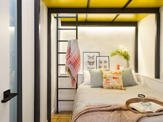 Modern style bedroom by Egue y Seta Modern