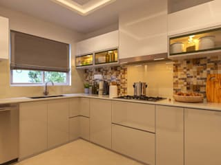 Brigade Property Modern Kitchen by De Panache - Interior Architects Modern