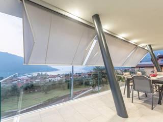Tenda da sole R75 Stone Brianzatende Balcone, Veranda & TerrazzoAccessori & Decorazioni Beige