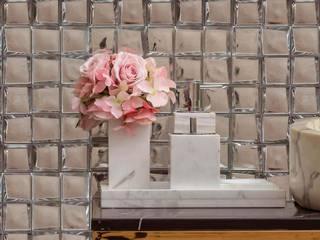Total Environment Modern Bathroom by De Panache - Interior Architects Modern