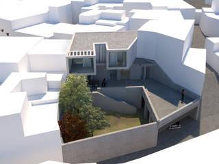 Rumah Modern Oleh POA Estudio Arquitectura y Reformas en Córdoba Modern