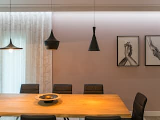 Living room by Sónia Triguinho, Modern