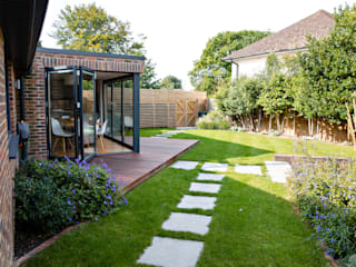 Chichester eco-build extension and refurbishment dwell design Casas modernas