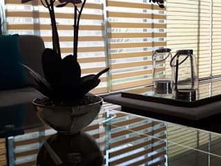 Modern dining room by ARQUIPERSIANAS Modern