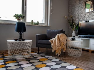 Modern Living Room by Mhomestudio Modern