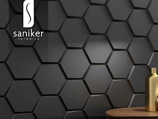 Saniker Commercial Spaces Ceramic Grey