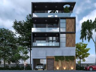 AR216 Casas multifamiliares