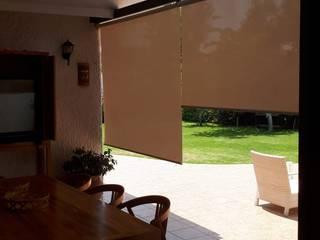 Modern terrace by ARQUIPERSIANAS Modern