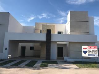 Casa San Felipe: Casas unifamiliares de estilo  por SPA Arquitectos,