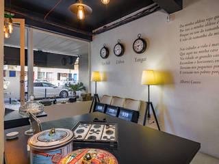 Arbeitszimmer von ImofoCCo - Fotografia Imobiliária, Modern