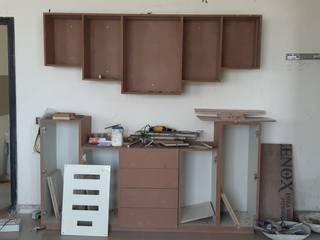 Residential project-Emaar (Mohali) Modern living room by Design Creek House Modern