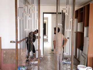 Residential project-Emaar (Mohali) Modern corridor, hallway & stairs by Design Creek House Modern