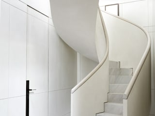 5542 - Feature Helical Staircase by Bisca Staircases Modern